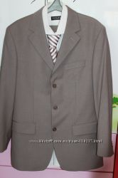 Мужской деловой костюм Luigi Albino, оригинал, Италия