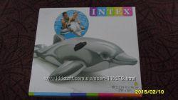Надувной плот Intex дельфин58539