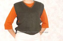Стильный свитерок 2 в 1