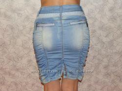 Шикарная брендовая юбка Revolt