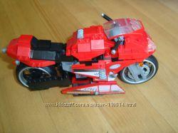 Конструктор Mega Bloks Мотоцикл