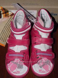 Ортопедическая обувь BARTEK для девочек сандали, реальное фото