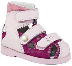 Ортопедические сандали закрытые для мальчиков, девочек