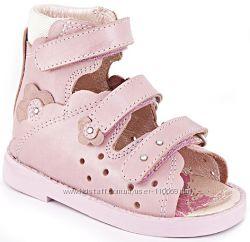 Ортопедическая обувь BARTEK для девочек сандали-р21