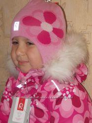 шапки, краги REIMA зима для девочек  часть 2