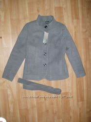 Продам демисезонное пальто, утепленное, 50р