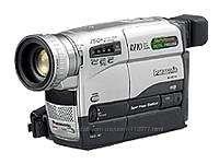 Видеокамера VHS-C Panasonic RZ-10 Япония оригинал