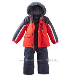 Зимний полукомбинезон с курткой OshKosh Bgosh на 2 года.