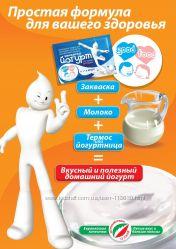 Закваски для йогурта ТМ GoodFood       подарок