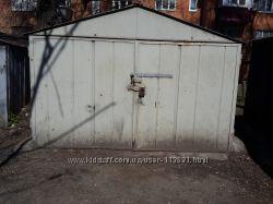 продам металический гараж без места