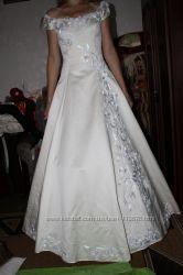 платье для золушки S-M - нежное
