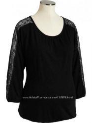 блузка реглан беременной девушке размер S США
