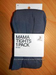 колготки для беременной 80 DEN Италия H&M