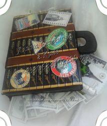 Оригинальные подарки для настоящих мужчин-композиции и букеты из конфет