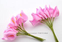 СП цветочки, розочки, тычинки.