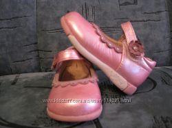 Нежные лаковые туфельки для принцес