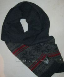 Шерстяной шарф H&M.