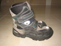 Ecco gor-tex ботинки 34 размер