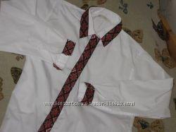 Рубашка-вышиванка мальчику