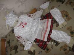 Козочка или Овечка карнавальный костюм