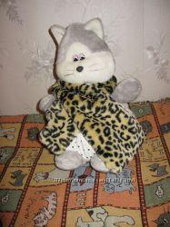 Горжетка леопард продам