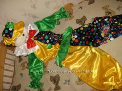 Карнавальный костюм Клоун Цыган Восточный мальчику и девочке