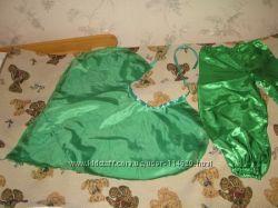 Листочек карнавальный костюм на праздник Осени