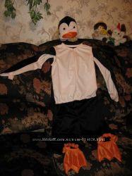 Карнавальный костюм Пингвина прокат Киев