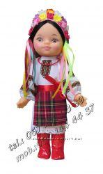 Куклы-Украинки. В Украинских нарядах. Производство Украина.