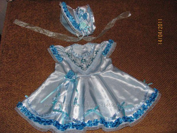 Нарядные платья для ваших малышек- шьем на заказ Только эксклюзив