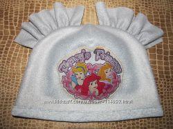 Эксклюзивная шапочка с принцессами Disney.