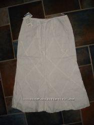юбки из льна Италия