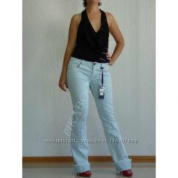 Шикарные голубые джинсы SILVIAN HEACH Италия