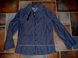 Джинсовая рубашка Urban Stone