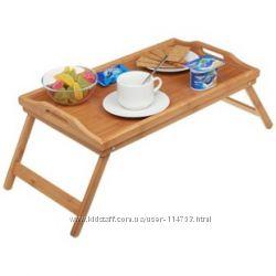 Столик для завтрака бамбук