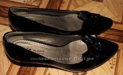 Туфли в идеальном состоянии. р. 38. Цену снизила.