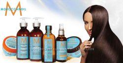 Элитная косметика для волос MoroccanOil