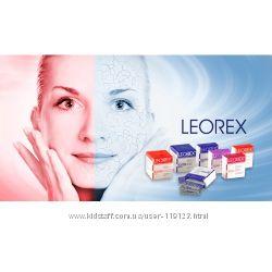 LEOREX косметика на основе наночастиц кремния