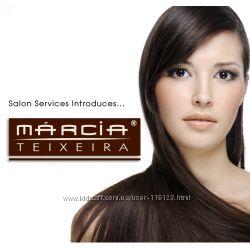 Бразильское кератиновое выпрямление волос Marcia Teixeira