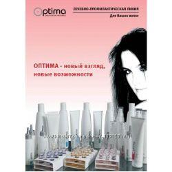 Косметика для волос Optima