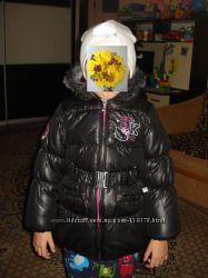 Куртка   на девочку осень  оригинал