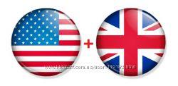 Доставка из Англии