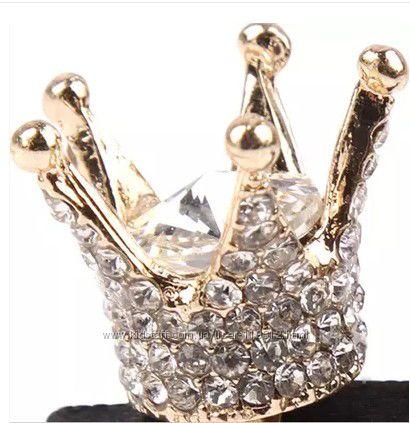 Ободок с короной принцессы