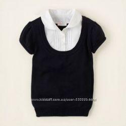 Школьные юбки, блузки, кардиганы для девочек