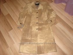 Изумительное кашемировое пальто 44-46р.