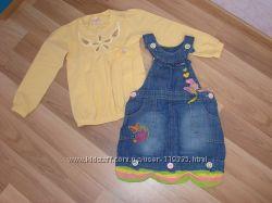 Наши фирменные одежки девочкам