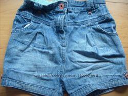 Отдам джинсы и шорты для девочки