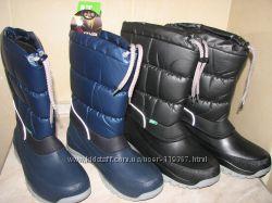 Demar сапоги-дутики зимние р36-42. Надежная защита от холода, зимней слякот