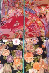 Ткани Lecien, Yuwа для рукоделия из Японии