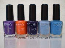 Продам лаки Kiko, Rimmel, LOreal, Orly, China Glaze